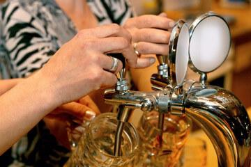ברז בירה להשכרה בחיפה